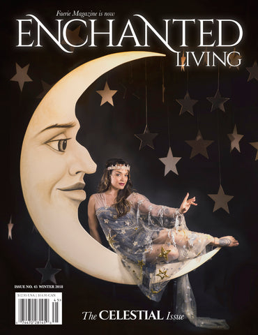 Enchanted Living Issue #45, Winter 2018, Print