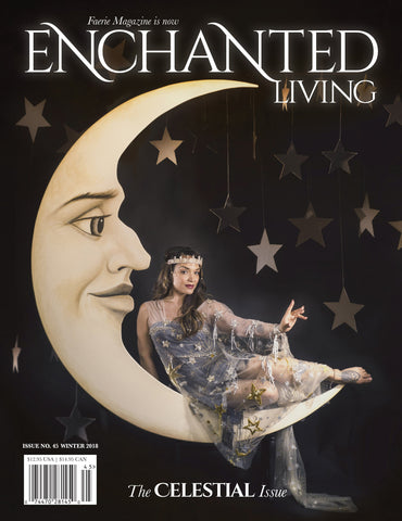 Enchanted Living #45, Winter 2018, PDF