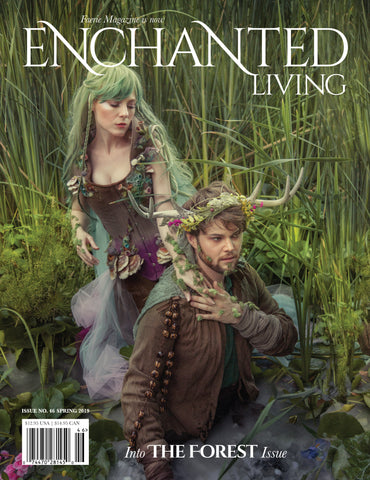 Enchanted Living Issue #46, Spring 2019, Print