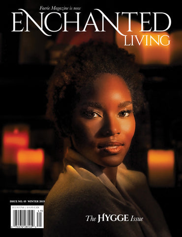 Enchanted Living Issue #49, Winter 2019, Print