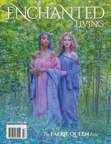 Enchanted Living Issue #54, Spring 2021, Print