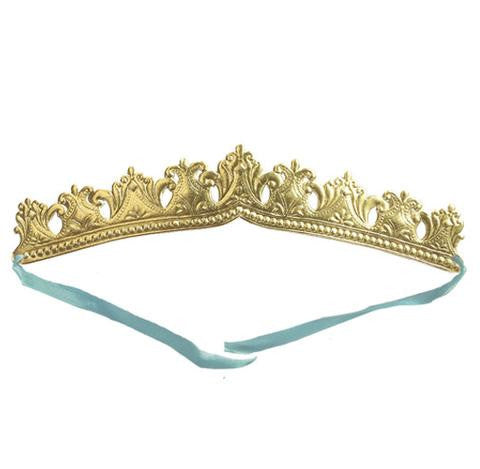 European Gold Embossed Crown