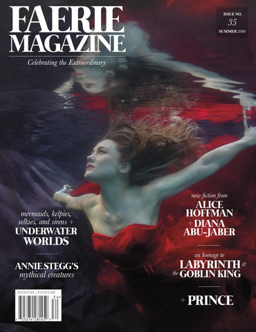 Faerie Magazine Issue #35, Summer 2016, Print
