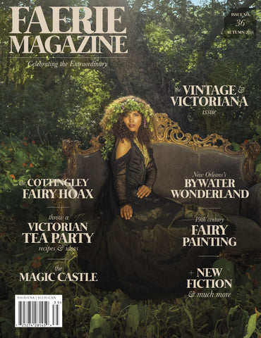Faerie Magazine Issue #36, Autumn 2016, Print