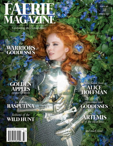 Faerie Magazine Issue #38, Spring 2017, Print