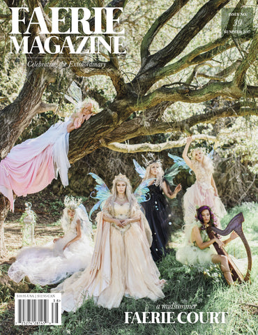 Faerie Magazine Issue #39, Summer 2017, Print