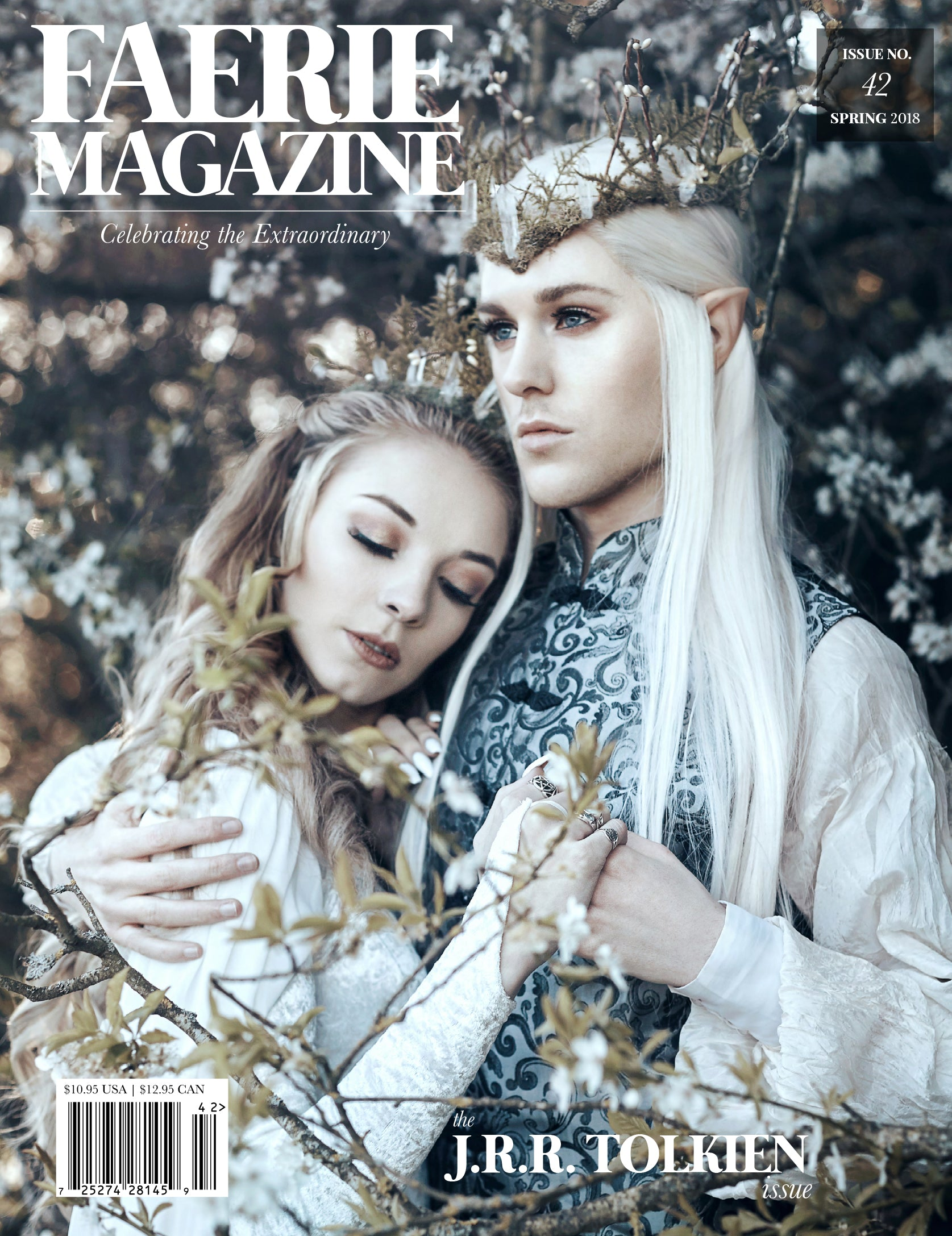 Image result for Faerie Magazine Issue #42 Spring