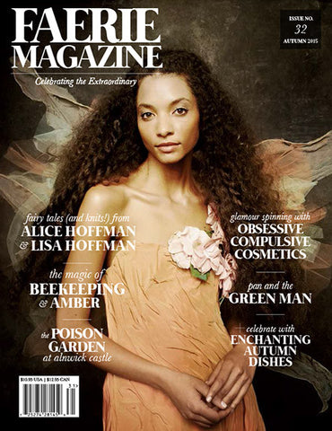 Faerie Magazine Issue #32, Autumn 2015, Print