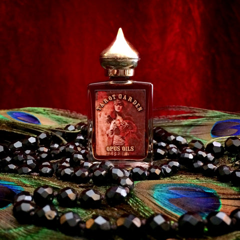 TAROT GARDEN -- 1/2 oz  Parfum Dome Top (dab-on)