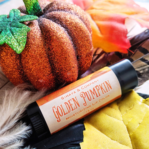 Golden Pumpkin Moisturizing Lip Color