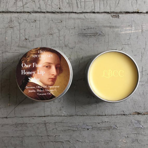 Hey Girl Lip Balm - 1747 Recipe