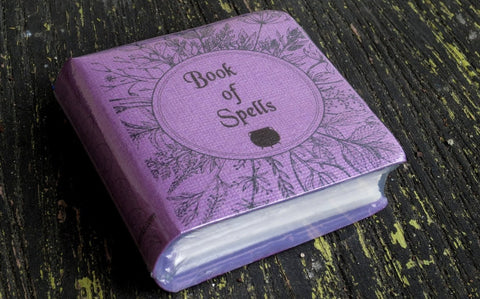 Book of Spells Soap