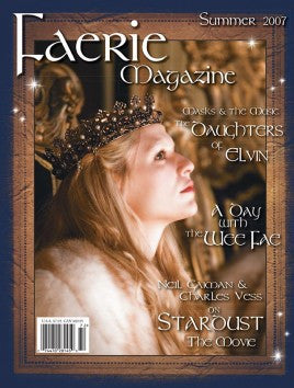 Faerie Magazine Issue #10, Summer 2007, Print