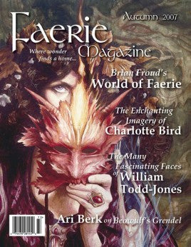 Faerie Magazine Issue #11, Autumn 2007, Print