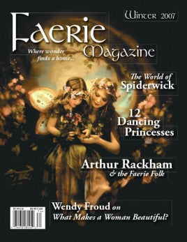 Faerie Magazine Issue #12, Winter 2007, Print