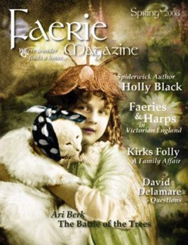 Faerie Magazine Issue #13, Spring 2008, Print