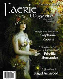 Faerie Magazine Issue #14, Summer 2008, Print