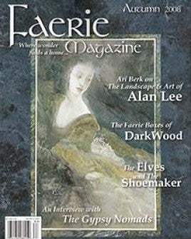 Faerie Magazine Issue #15, Autumn 2008, Print