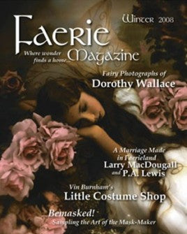 Faerie Magazine Issue #16, Winter 2008, Print