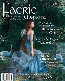 Faerie Magazine Issue #17, Spring 2009, Print