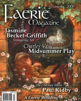 Faerie Magazine Issue #18, Summer 2009, Print