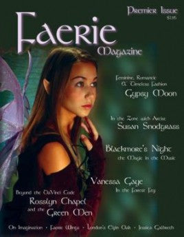 Faerie Magazine Issue #1, Spring 2005, Print