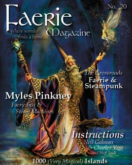 Faerie Magazine Issue #20, Winter 2010, Print