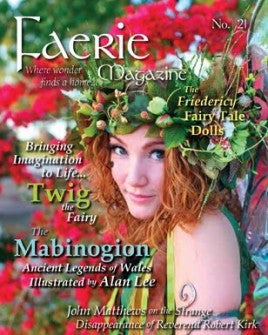 Faerie Magazine Issue #21, Summer 2011, Print