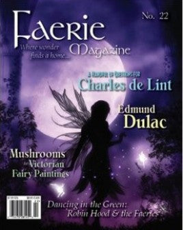 Faerie Magazine Issue #22, Autumn 2011, Print