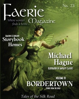 Faerie Magazine Issue #23, Spring 2012, Print
