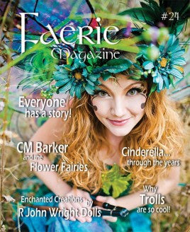 Faerie Magazine Issue #24, Autumn 2013, Print