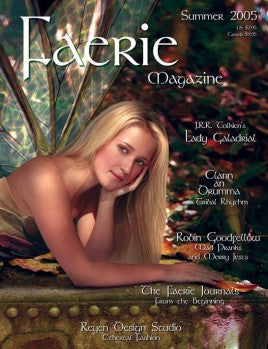 Faerie Magazine, Issue #2, Summer 2005, Print