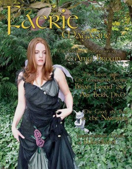 Faerie Magazine Issue #3, Autumn 2005, Print