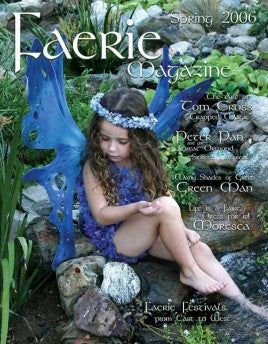 Faerie Magazine Issue #5, Spring 2006, Print