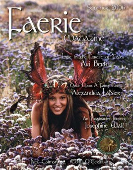 Faerie Magazine Issue #6, Summer 2006, Print