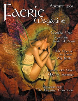 Faerie Magazine Issue #7, Autumn 2006, Print