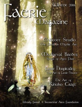 Faerie Magazine Issue #8, Winter 2006, Print