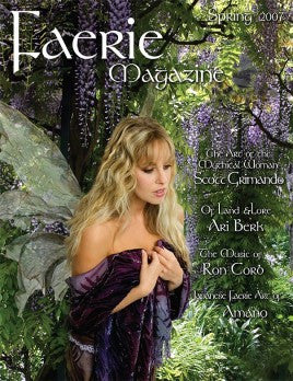 Faerie Magazine Issue #9, Spring 2007, Print