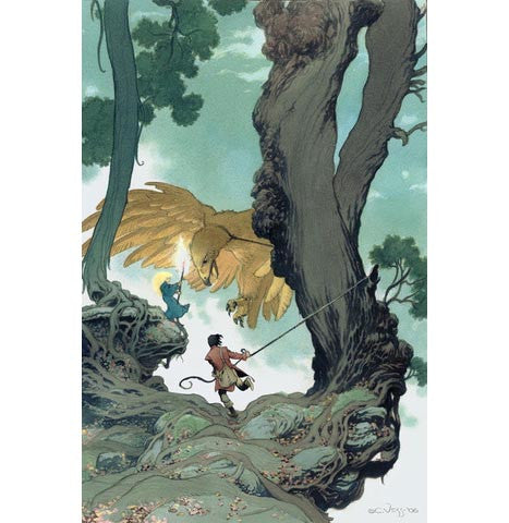 In Berenhed Forest - Limited Edition Signed Art Print