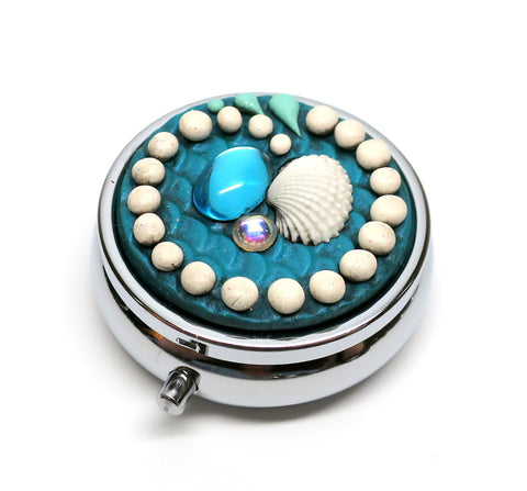 Mermaid's Pearl Pill/Mint Box