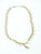 "24"" Rosemary Contour Necklace"