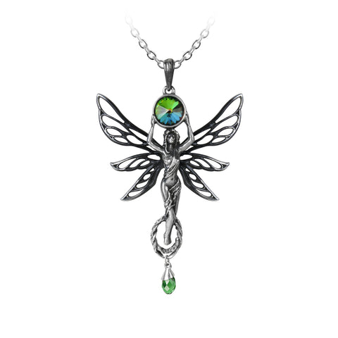 The Green Goddess Absinthe Lovers Pendant