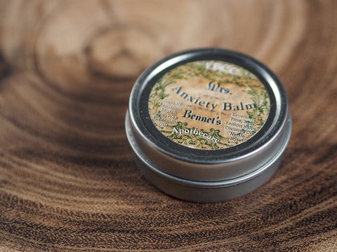 Mrs. Bennet's Anxiety Balm
