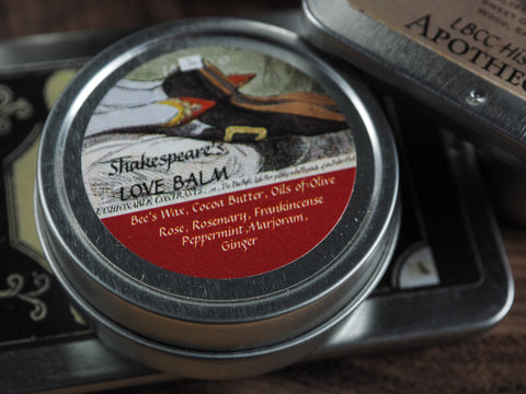 Shakespeare's Love Balm