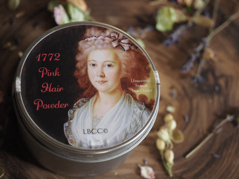 1772 Pink Hair Powder