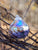 Magical Glass Fairy Orb - Colors of Earth