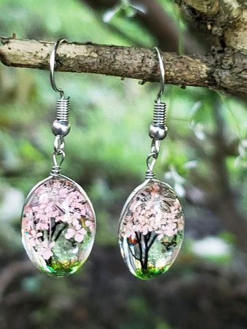 Wishing Tree Earrings