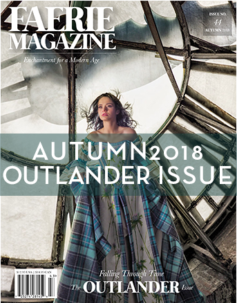 Autumn 2018 Outlander Issue + intl shipping