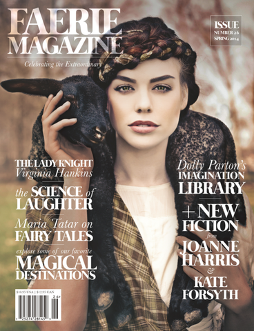Faerie Magazine Issue #26, Spring 2014, Print
