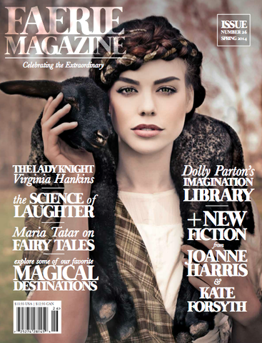 Faerie Magazine 26 Digital - Subscribers Download